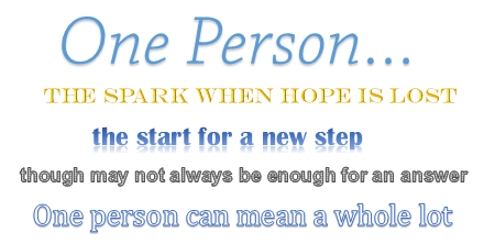 one-person